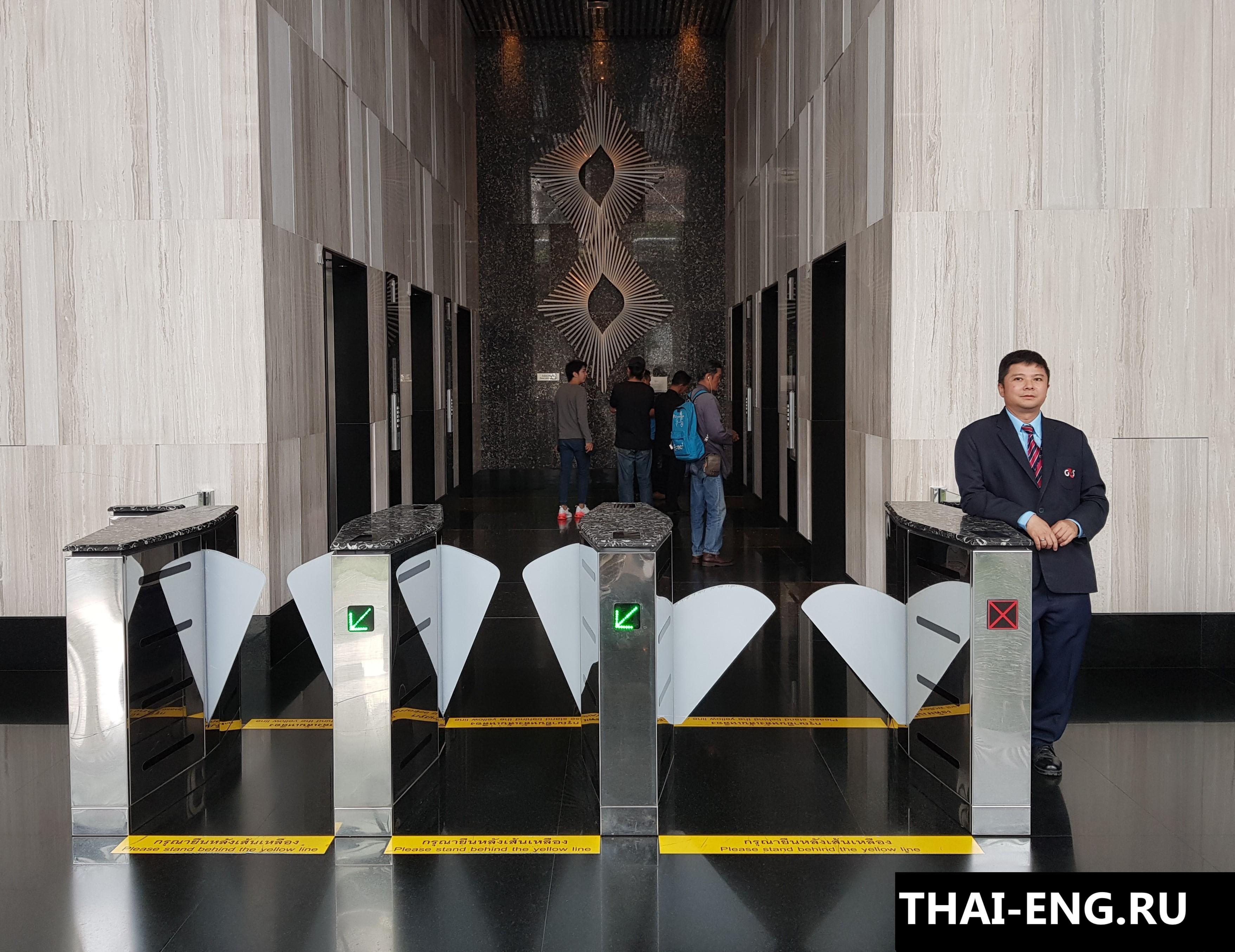 Подбор кадров в Таиланде