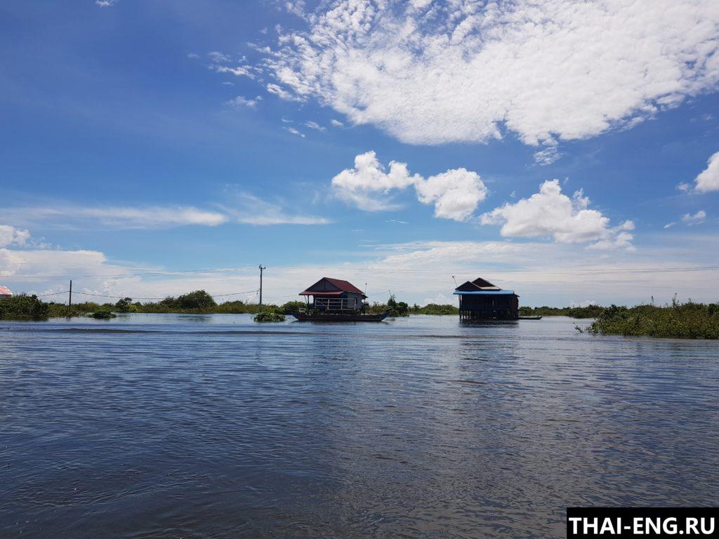 Гид и экскурсии в Камбодже